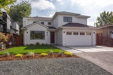 2141 Sterling Avenue, Menlo Park, CA 94025 - MLS#: ML81817329