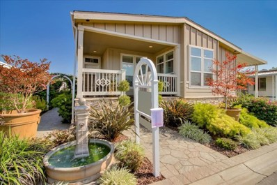 521 Millpond Drive UNIT 521, San Jose, CA 95125 - MLS#: ML81819870