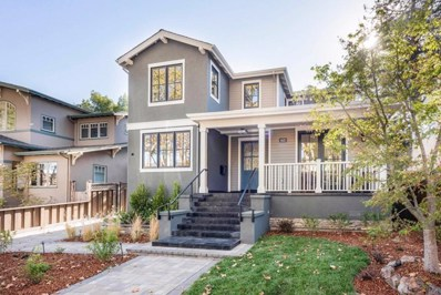 1425 Bernal Avenue, Burlingame, CA 94010 - MLS#: ML81820443