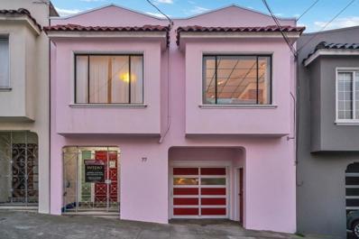 77 Santa Rosa Avenue, San Francisco, CA 94112 - MLS#: ML81822737