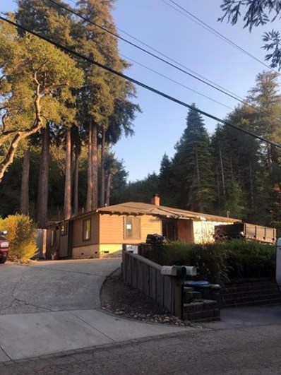 110 Hidden Drive, Scotts Valley, CA 95066 - MLS#: ML81822815