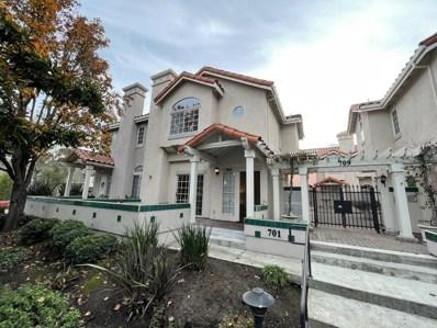 701 Woodside Way UNIT B, San Mateo, CA 94401 - MLS#: ML81823588