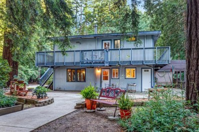 727 Glenwood Cutoff, Scotts Valley, CA 95066 - MLS#: ML81826208