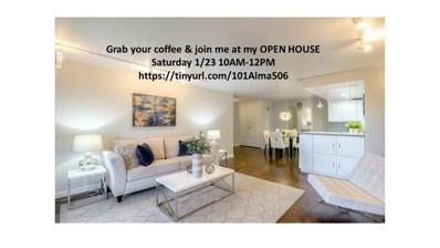 101 Alma Street UNIT 506, Palo Alto, CA 94301 - MLS#: ML81826289