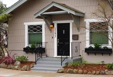 1147 California Street, Mountain View, CA 94041 - MLS#: ML81826588