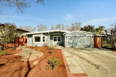 1850 Montecito Avenue, Mountain View, CA 94043 - MLS#: ML81826659