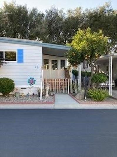 28 La Paloma UNIT 28, Campbell, CA 95008 - MLS#: ML81829451