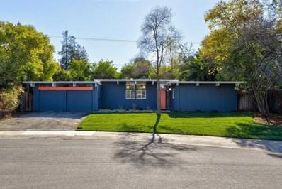 4062 Ben Lomond Drive, Palo Alto, CA 94306 - MLS#: ML81831123