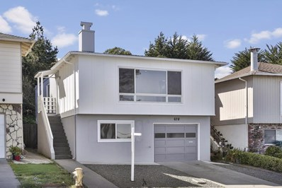 678 Higate Drive, Daly City, CA 94015 - MLS#: ML81831380