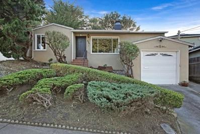 636 Edgemar Avenue, Pacifica, CA 94044 - MLS#: ML81831504