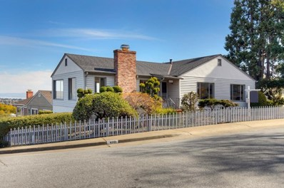 4301 Edison Street, San Mateo, CA 94403 - MLS#: ML81832373