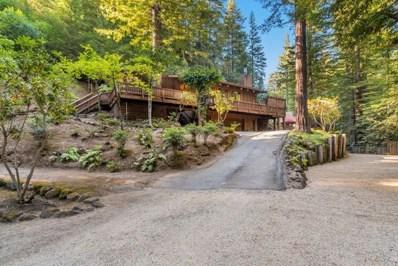 12101 Love Creek Road, Outside Area (Inside Ca), CA 95005 - MLS#: ML81833197