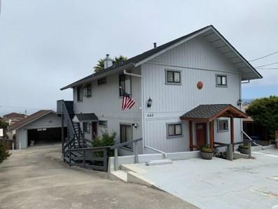 440 Pine Street, Monterey, CA 93940 - MLS#: ML81837777
