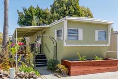 740 30th Avenue UNIT 74, Santa Cruz, CA 95062 - MLS#: ML81838731
