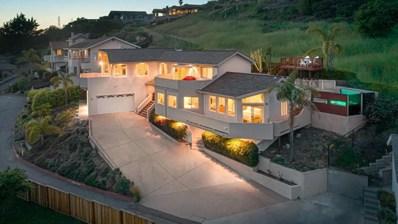 1835 Mount Vista Court, Santa Cruz, CA 95065 - MLS#: ML81838747