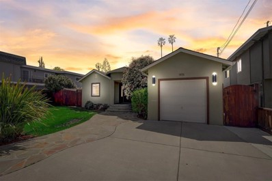 1416 Oxford Street, Redwood City, CA 94061 - MLS#: ML81839210