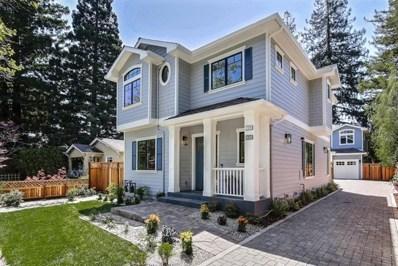 1333 Laurel Street, Menlo Park, CA 94025 - MLS#: ML81840230