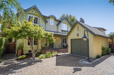 1246 Hoover Street, Menlo Park, CA 94025 - MLS#: ML81841127