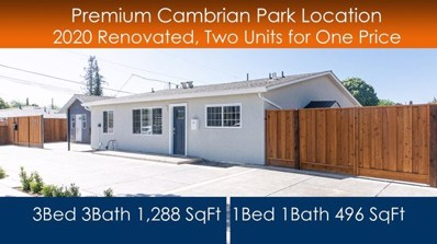 1703 Hillsdale Avenue, San Jose, CA 95124 - MLS#: ML81842061