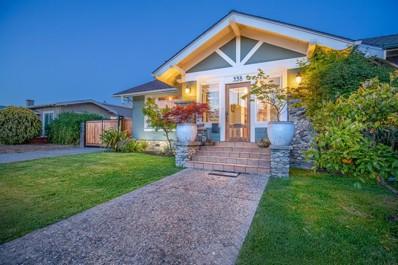 338 Morrissey Boulevard, Santa Cruz, CA 95062 - MLS#: ML81844484