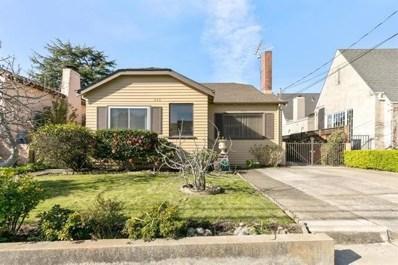 839 Crossway Road, Burlingame, CA 94010 - MLS#: ML81850263