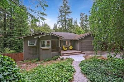 460 Brier Drive, Boulder Creek, CA 95006 - MLS#: ML81850384