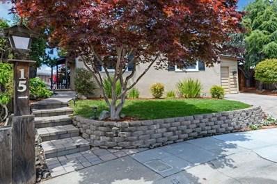 15 Colegrove Court, San Mateo, CA 94403 - MLS#: ML81850994