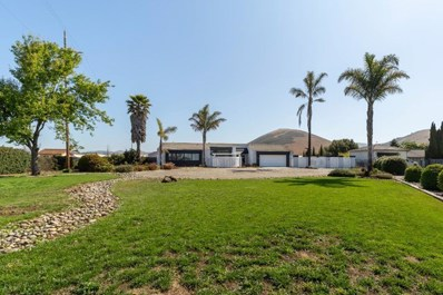 21172 Valle San Juan Drive, Salinas, CA 93907 - MLS#: ML81851043