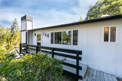 552 Bean Creek Road UNIT 168, Scotts Valley, CA 95066 - MLS#: ML81856515