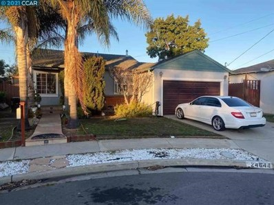 24644 Tioga Road, Hayward, CA 94544 - MLS#: ML81857700