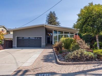 3410 Hillcrest Drive, Belmont, CA 94002 - MLS#: ML81863119