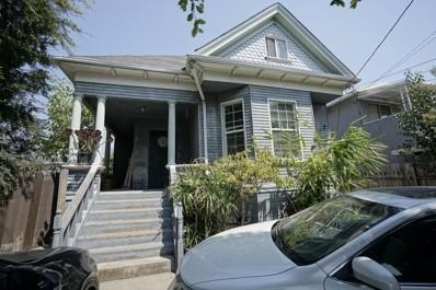 3436 Salisbury Street, Oakland, CA 94601 - MLS#: ML81863886