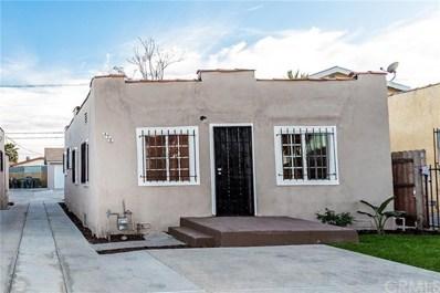 428 E 108th Street, Los Angeles, CA 90061 - MLS#: ND18259772