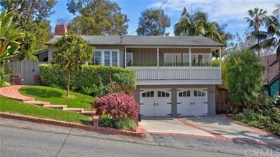 655 Bluebird Canyon Drive, Laguna Beach, CA 92651 - MLS#: ND19070025