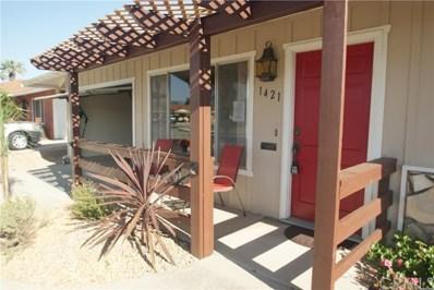 1421 Edgewood Lane, Hemet, CA 92543 - MLS#: ND19143717