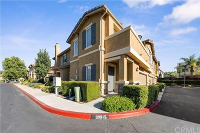 39915 Millbrook Way UNIT C, Murrieta, CA 92563 - MLS#: ND19202246