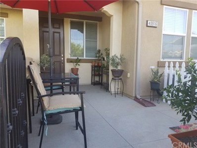 40916 Lacroix Avenue, Murrieta, CA 92562 - MLS#: ND19215251