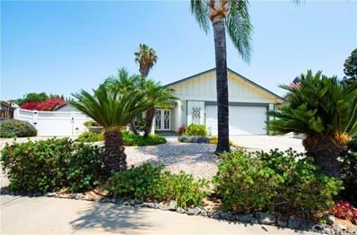 2052 Vera Lane, Escondido, CA 92026 - MLS#: ND21158245