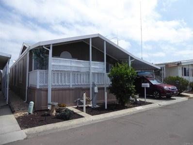 1010 E Bobier Drive UNIT 83, Vista, CA 92084 - MLS#: NDP2000095