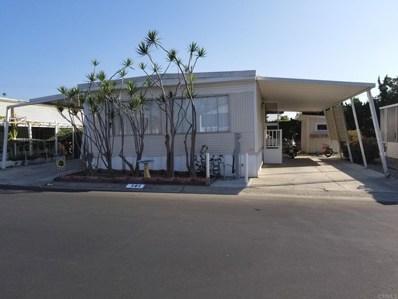 1010 E Bobier Drive UNIT 141, Vista, CA 92084 - MLS#: NDP2000978