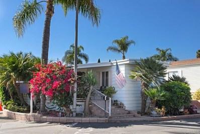 245 W Bobier Drive UNIT 20, Vista, CA 92083 - MLS#: NDP2001308