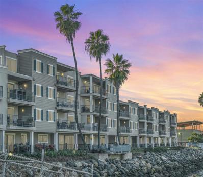 1202 N Pacific Street UNIT 207B, Oceanside, CA 92054 - MLS#: NDP2001451
