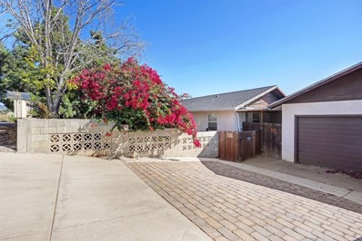837 Smith Drive, Vista, CA 92084 - MLS#: NDP2002396