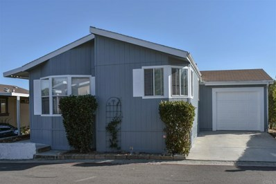 1638 Calavo Road UNIT 15, Fallbrook, CA 92028 - MLS#: NDP2002692
