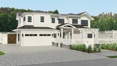 525 Ford Avenue, Solana Beach, CA 92075 - MLS#: NDP2002831