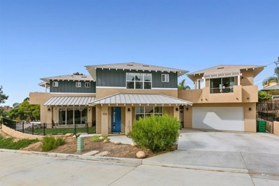 1806 Avocado Rd, Oceanside, CA 92054 - MLS#: NDP2003367