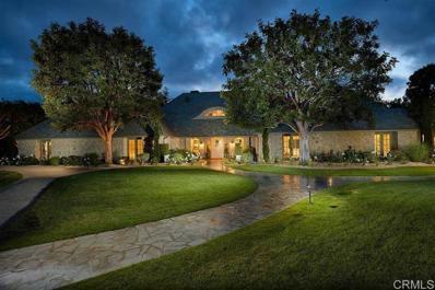 14497 Emerald Ln, Rancho Santa Fe, CA 92067 - MLS#: NDP2003412