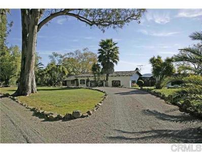 6710 El Montevideo, Rancho Santa Fe, CA 92067 - MLS#: NDP2100041