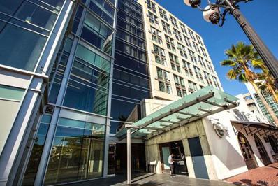 207 5th Ave UNIT 911, San Diego, CA 92101 - MLS#: NDP2100085