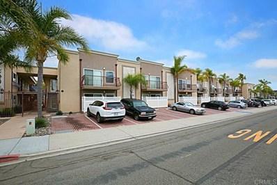3993 Jewell Street UNIT C4, San Diego, CA 92109 - MLS#: NDP2100163
